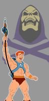 Ah, I thought it was going to be He-Man by GhostbustersNews