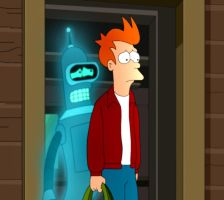 I'm Sorry, Fry by MegBeth