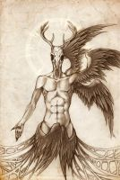 Angel of Thursday by Sea-Dragon