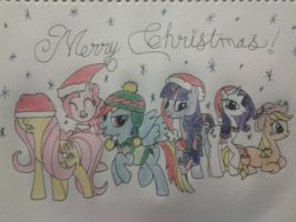 Merry Christmas by zMihaelKeehlz