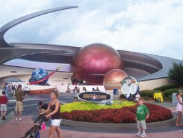 Disney World-Mission Space by SuperPlayerJ