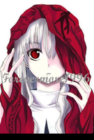 Hooded girl by forevermore1996