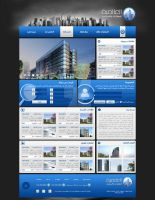 realestate web interface by r-dowaik