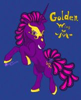 Golden Wing by AmaltheaTwin