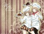 Waltz of the Chocolate by orrie-g