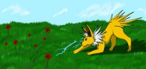 Target practice 4 wingedfox111 by skippydragon