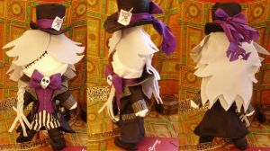 Mad Hatter UT Plushie by pervyyaoifancier