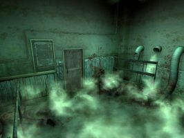 Silent Hill 2 Dead Bodies by ParRafahell