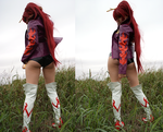 Yoko Buttner - Tengen Toppa Gurren Buttgan by SyrenCosplay