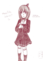 Happy B-Day Smile-chii! by Pandora-Valshe