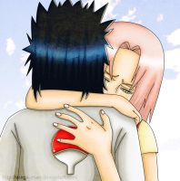 SasuSaku - Lost Hope by Wings-chan