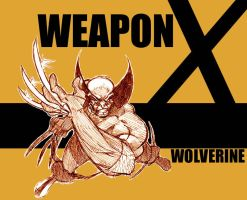 Weapon X by stalk