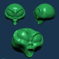 Alien3DArt by Reber-Estevao