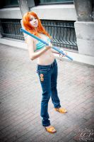 One Piece - Nami by LiquidCocaine-Photos