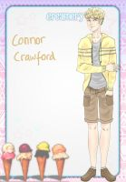 Connor Crawford by noisyAmoeba