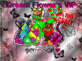 DreamFlower VIP Profile Picture by tropical395