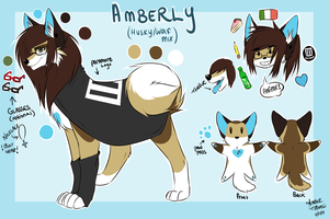 Amberly Ref by MissMouri