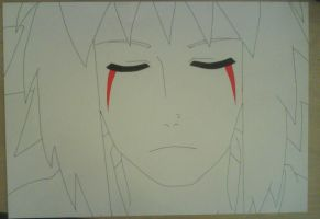 Jiraiya. - Naruto. by IrishRickmaniac