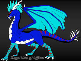 Ragna the dragon by EDSW-Group