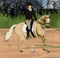 Githe Canter by EskimoDogsRule