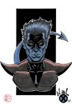 Nightcrawler watercolored by tenshiflyers