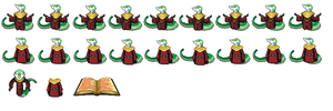 Interijento Oxybelis Sprite Sheet by gold-ring-951