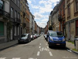 Streets Of Brussels II by MaRyS90