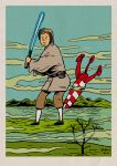 Tintin VS Star Wars : Tintin Skywalker by gilderic