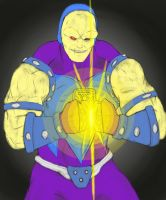 Mongul Jr by ContentialChampion