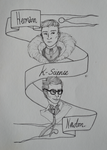 Rock Star Scientists: K-Science by ChesireHats