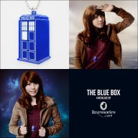 Tuxessories: The Blue Box by behindinfinity