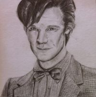 Matt Smith by alex-connolly