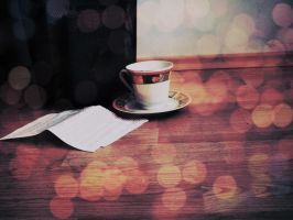 time to read or coffe by Fall-Out-M