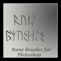 Rune brushes by yuele