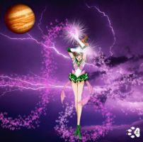 Plus Sailor Jupiter by Perroxx