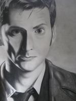 David Tennant - Doctor Who by ShannonCourser