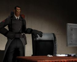 What are you doing Dr. ??!! GET AWAY FROM MY PC!! by Speavy