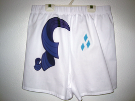 Rarity Butt Boxers by Metacritter
