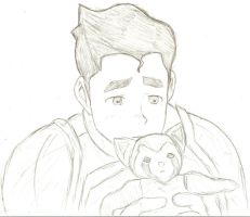 Bolin Sketch by Blackfire5561