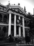 The Haunted Mansion, Disneyland CA by CarolinesEcho