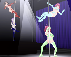 Leave It to Me Pole Dance by quamp