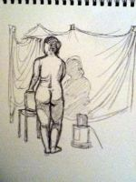 More figure studying by Vtori73