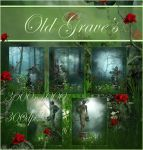 Old Graves by moonchild-lj-stock