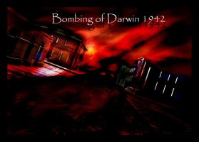 Bombing of Darwin by William-Carroll