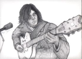 Neil Young by Tech-Rider