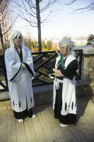 Two Shiros by CeruleanTwin