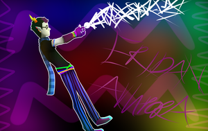 Eridan: Be a raver or somefin by Eganov