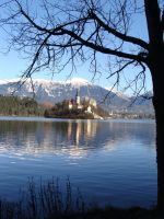 Lake Bled by BelvedereQueen
