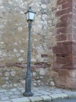 Spain Sa33 Street Lamp by Gwathiell