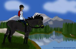 Trans Cup: Jasper Park by RecklessGirl
